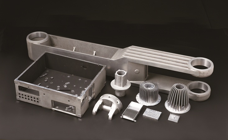 アルミ/SiC複合材料(SiC30~40vol% 鋳造法)SA301/SA401の画像