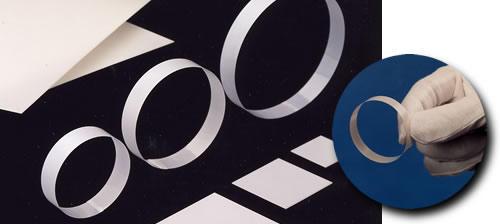 ジルコニア基板の画像